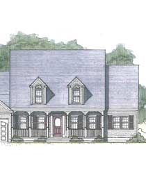 Plans for Homes on Cape Cod
