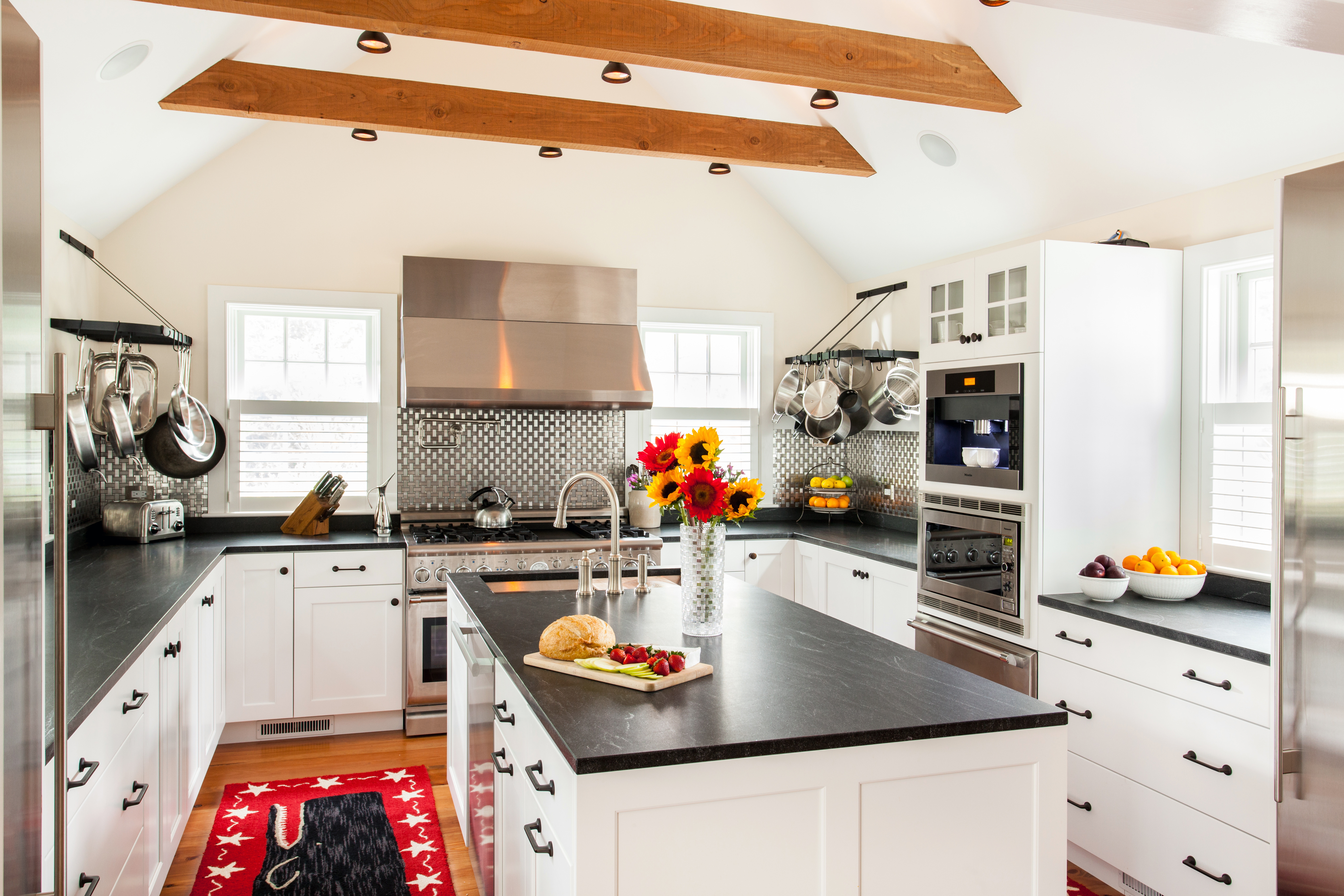Kitchen Additions. Perfect Hingham Kitchen And Family Room Addition ...
